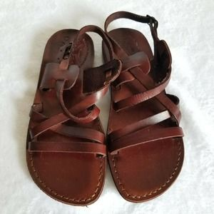 Holy Land Biblical Sandals (Jesus - Yashua)